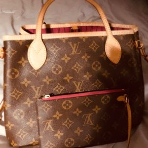 Louis Vuitton PM NEVERFUL